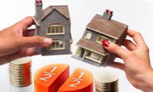 Раздел квартиры после развода